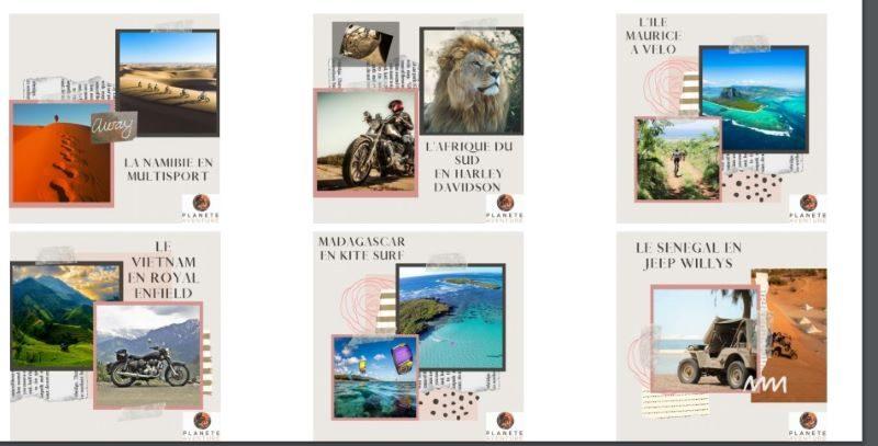 Vélo à l'île Maurice ou kitesurf à Madagascar ? Planète Aventure conçoit des séjours sportifs dans le monde entier 2