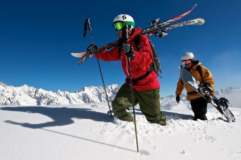 Pratiquer les sports d'hiver dans la Vallée d'Aoste, la plus française des régions d'Italie 2