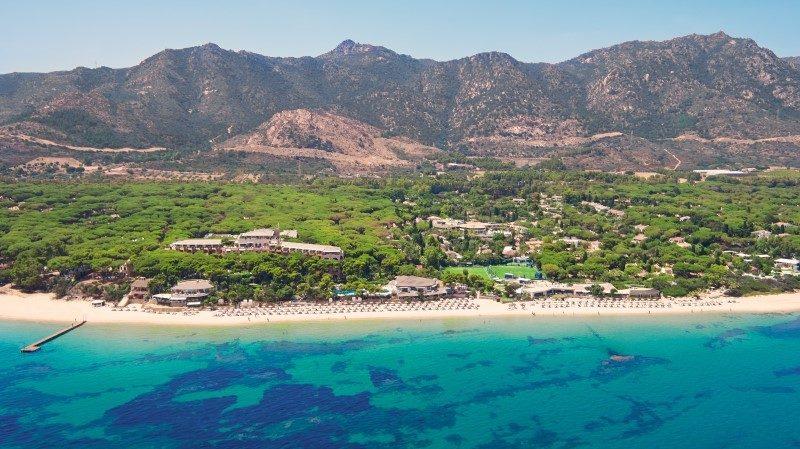 Le Forte Village Sardaigne accueille un tournoi de tennis international 2