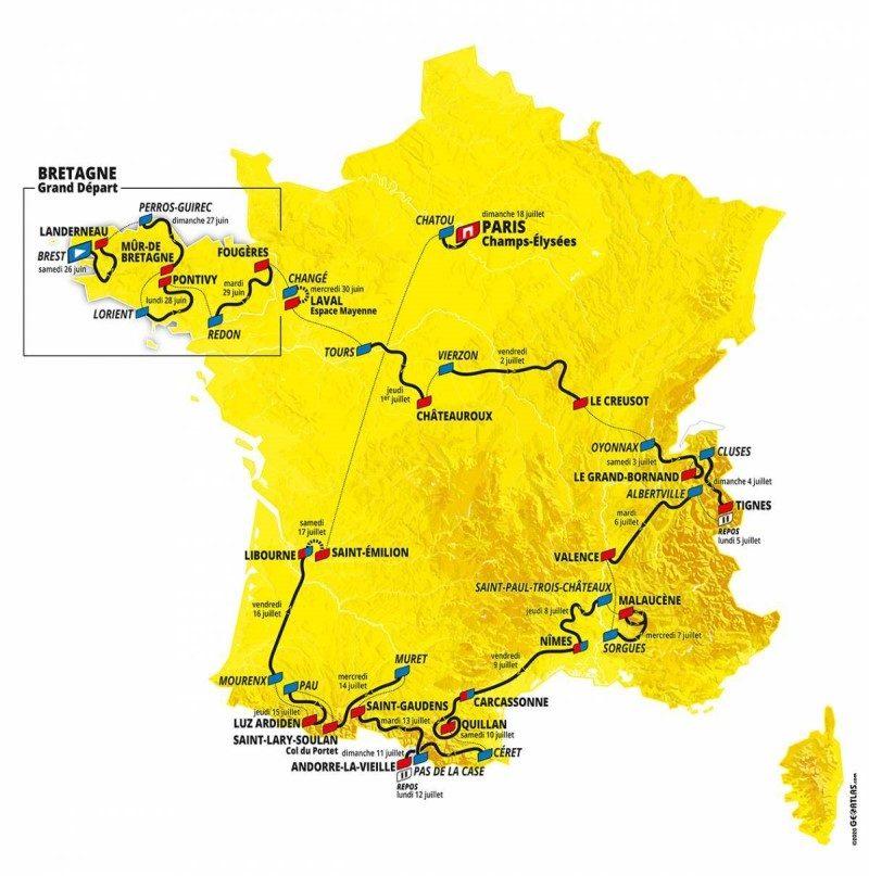 Tour de France 2021 : la Bretagne aime le vélo, le Tour le lui rend bien 4
