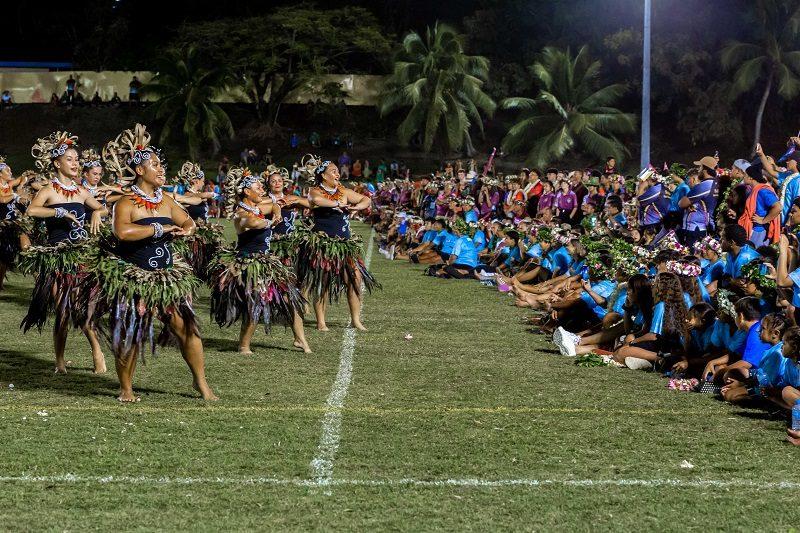 Et, pendant ce temps, aux îles Cook, on organise des « Jeux Olympiques » 2
