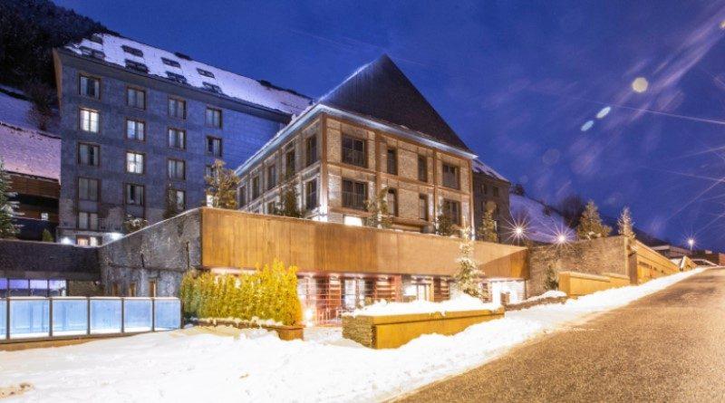 Lionel Messi ouvre un 4ème hôtel dans les Pyrénées 1