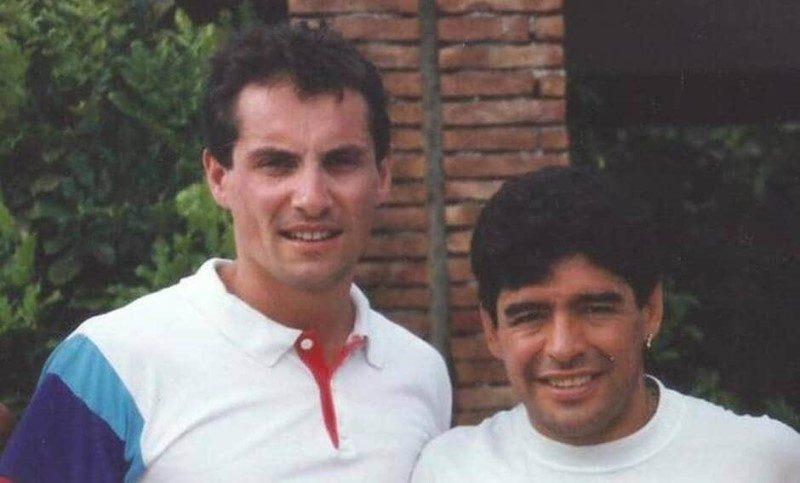 « J'ai passé dix jours de vacances avec Maradona au Club Med » 1