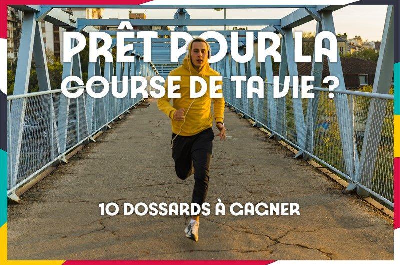 Marathon des Jeux Olympiques de Paris : des dossards à gagner 1