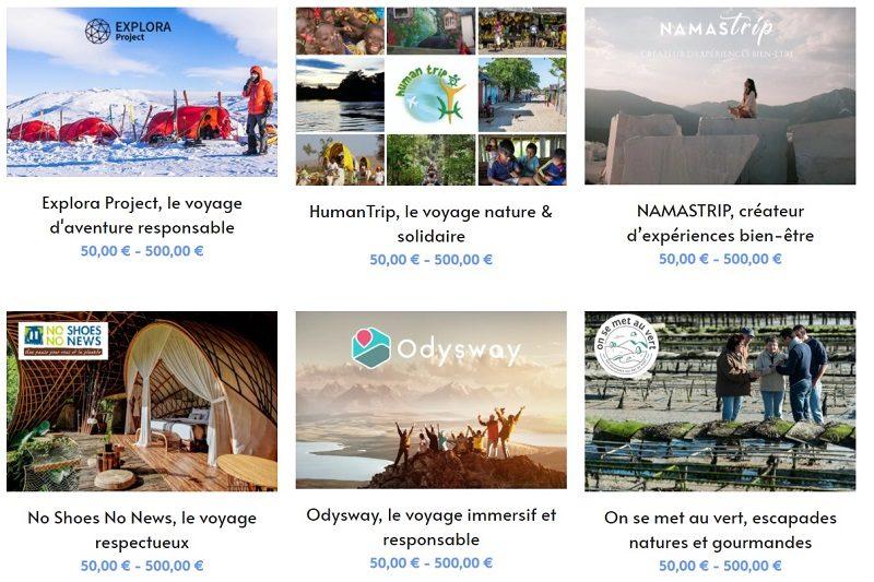 Une plateforme pour soutenir les agences de voyages « aventure » et « tourisme responsable » 1