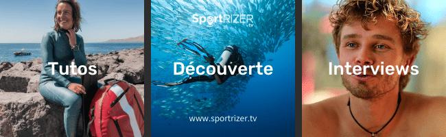 Le spécialiste des réservations d'activités SportRIZER se lance dans la vidéo et la météo 1