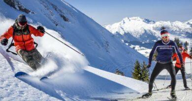 Annecy Mountains royaume des activités nordiques 2