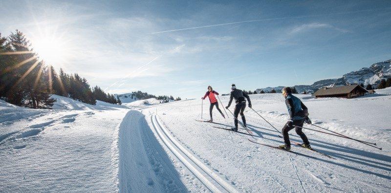 Annecy Mountains royaume des activités nordiques 3