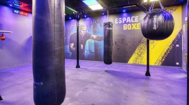 Les salles de fitness ne sont pas des lieux de contamination 1
