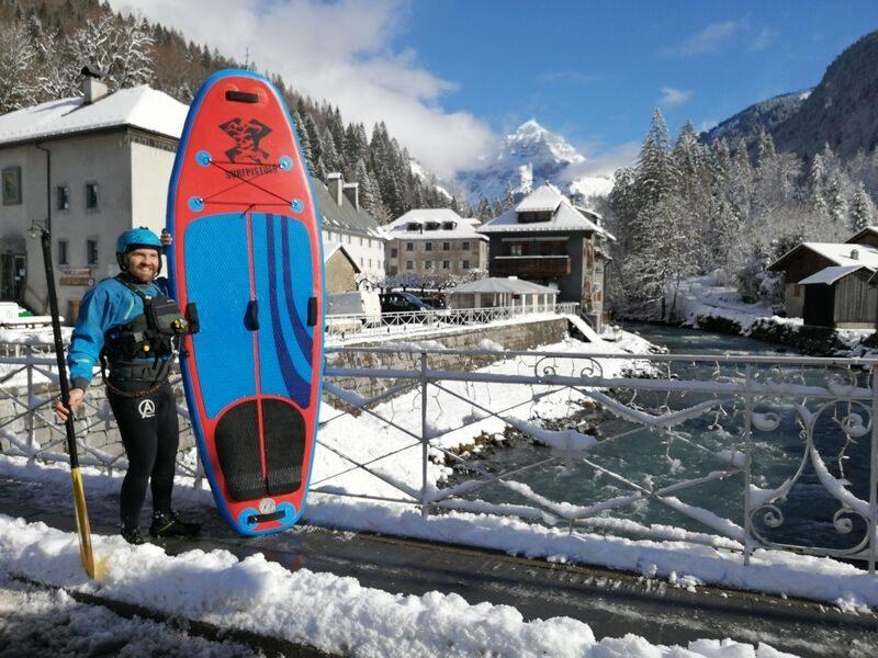 Dans les Alpes, comme à Chamonix, on innove pour sauver la saison 3