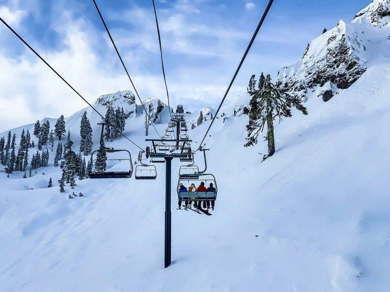 Les stations de ski en danger de mort 1