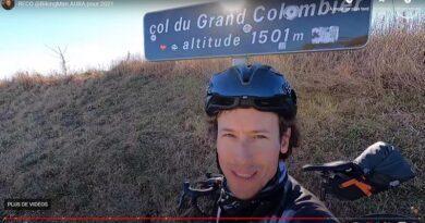 VIDEO – Découvrez l'Auvergne Rhône-Alpes avec l'ultra-cycliste Axel Carion 4