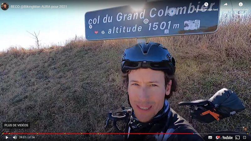 VIDEO – Découvrez l'Auvergne Rhône-Alpes avec l'ultra-cycliste Axel Carion 1