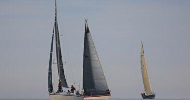 On part en mer avec le Tour du Finistère à la voile 6