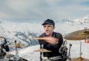 VIDEO- Avec le batteur Manu Katché aux Arcs, la culture et la montagne font corps