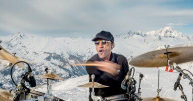 VIDEO- Avec le batteur Manu Katché aux Arcs, la culture et la montagne font corps 2