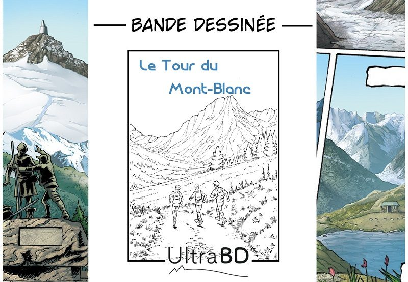 Après la Diagonale des Fous, le traileur Fabrice Cifré met le Tour du Mont-Blanc en BD 2