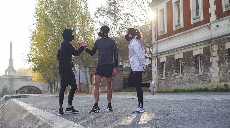 Les masques de sport seront-ils efficaces ? 1