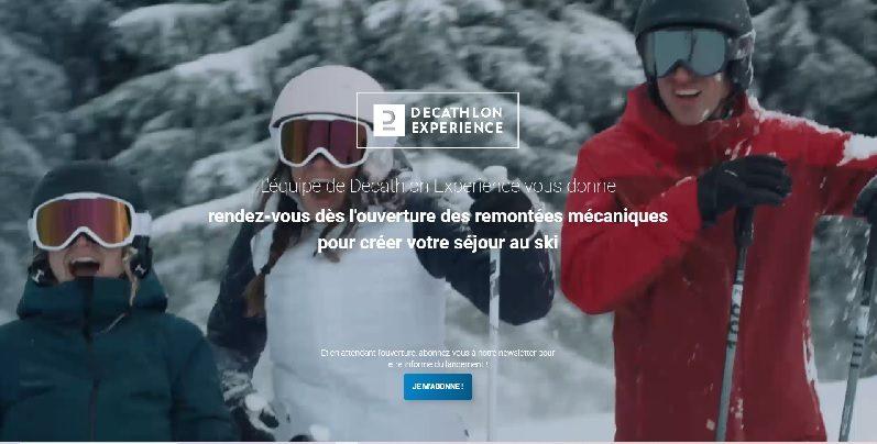Decathlon se lance dans la distribution de voyages sportifs avec Decathlon Expérience 1