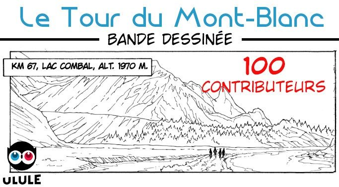 Après la Diagonale des Fous, le traileur Fabrice Cifré met le Tour du Mont-Blanc en BD 3
