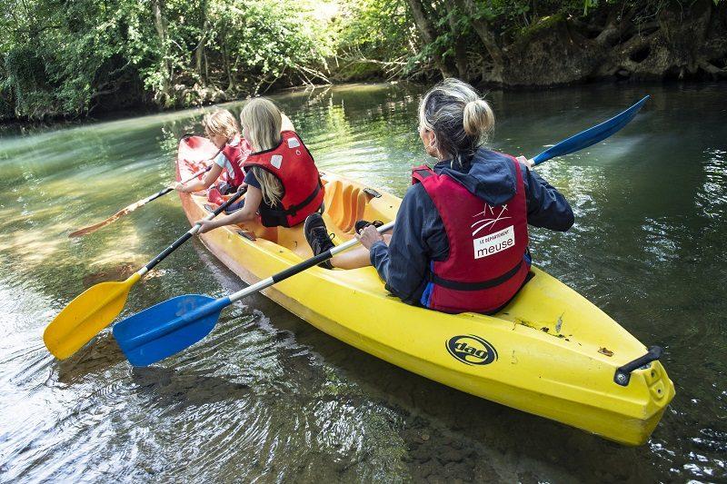 Des activités outdoor pour tous dans la Meuse 1