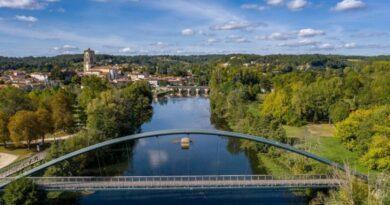 En Dordogne, on part à vélo découvrir la Vallée de l'Isle depuis Périgueux 2