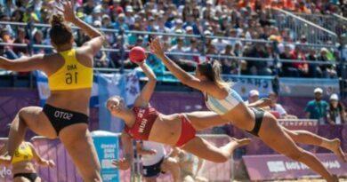 Le Beach Handball débarque cet été sur la plage de Lacanau 10