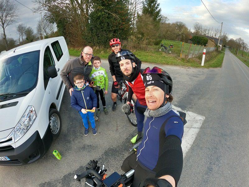« J'ai réussi à suivre l'ultracycliste Axel Carion » 1