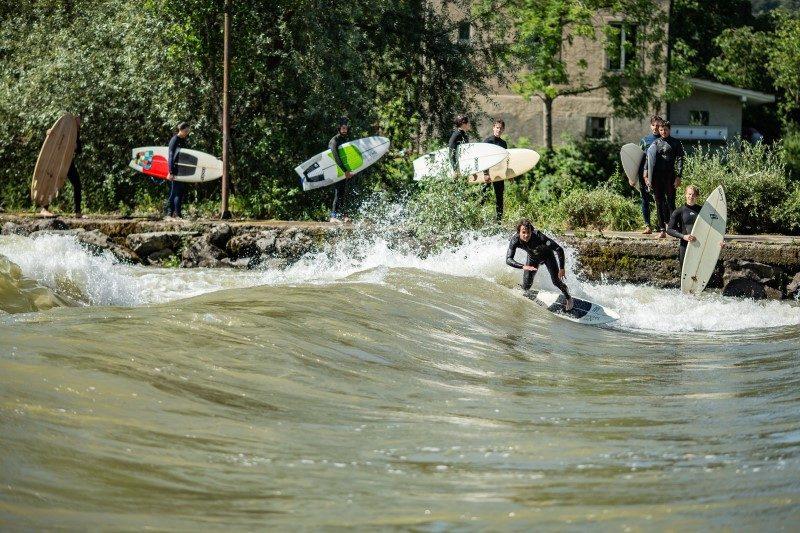 La Suisse, paradis des surfeurs 2