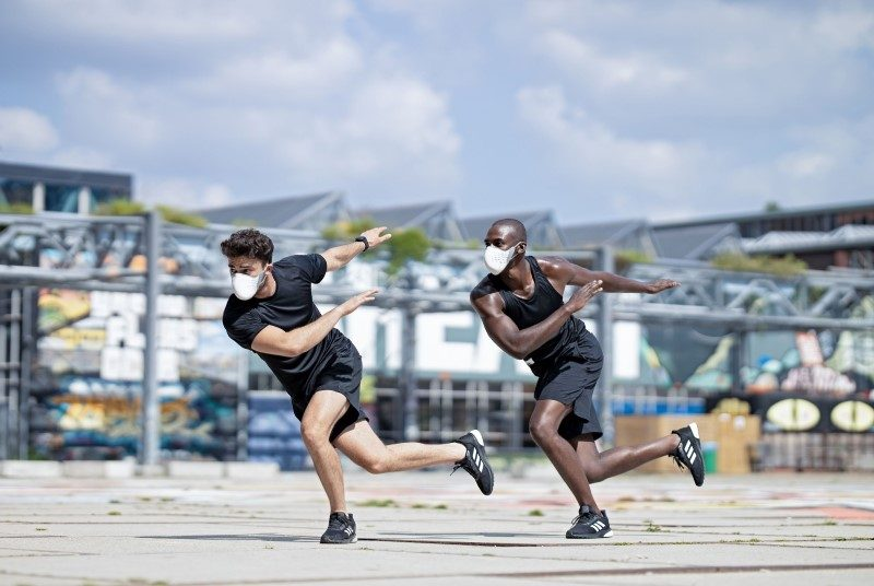 Sport en salle, course à pied ou vélo, AirPop dégaine ses masques 1