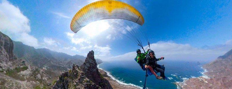 Quatre activités outdoor qui ont le vent en poupe à Tenerife 4