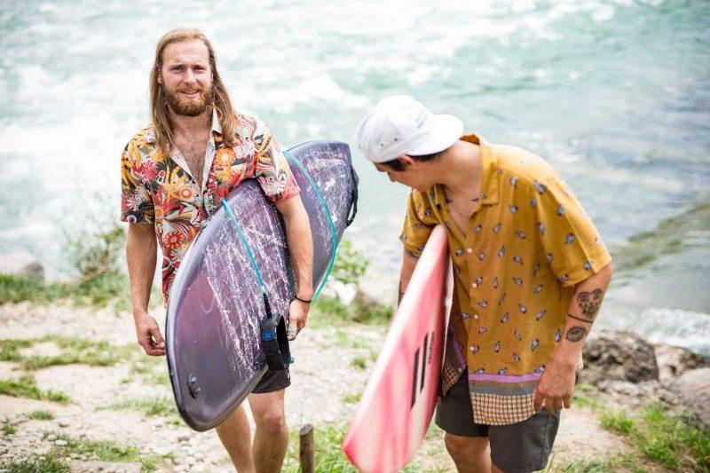 La Suisse, paradis des surfeurs 3