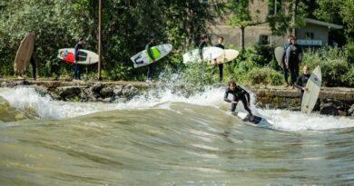 La Suisse, paradis des surfeurs