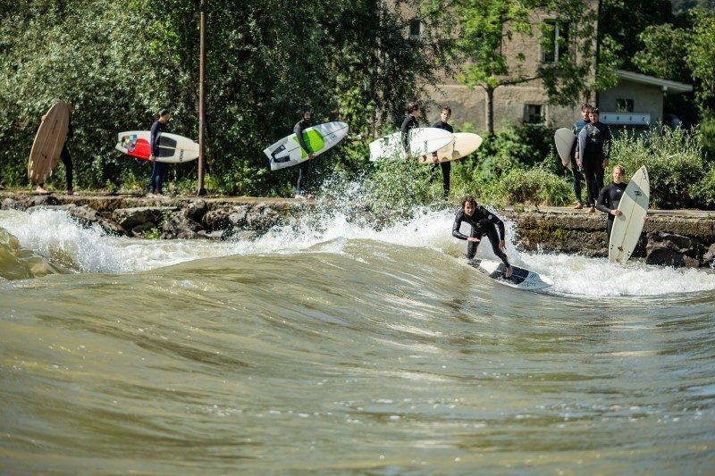 La Suisse, paradis des surfeurs 1