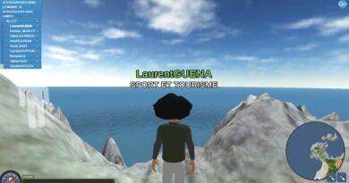 Avec votre avatar, trouvez des idées de vacances outdoor au salon Virtual Nautic 9