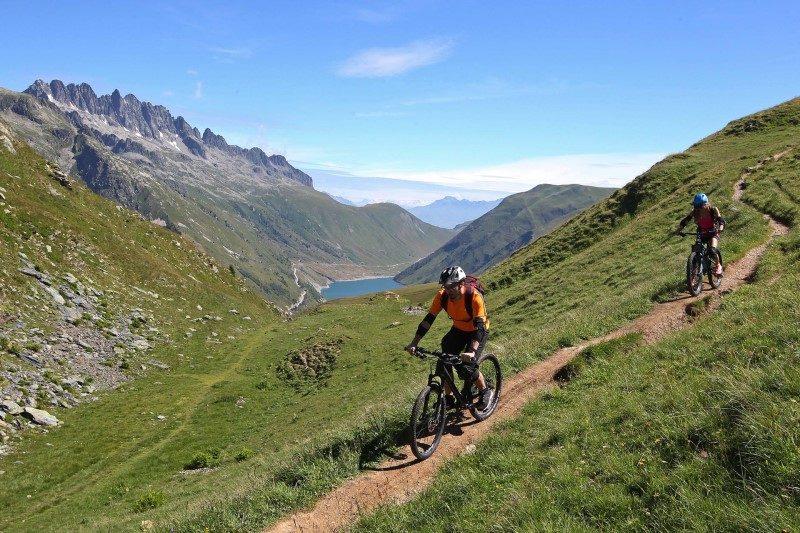 Vaujany (Isère) veut combler les amoureux d'activités outdoor cet été 1