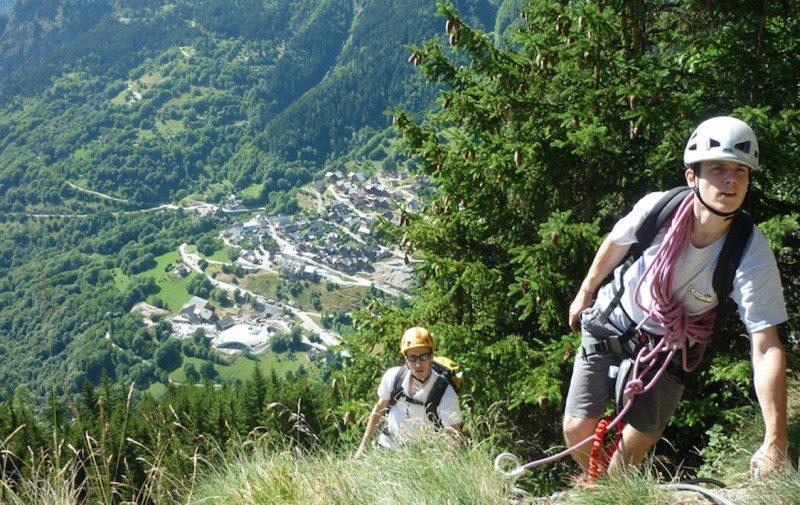 Vaujany (Isère) veut combler les amoureux d'activités outdoor cet été 2