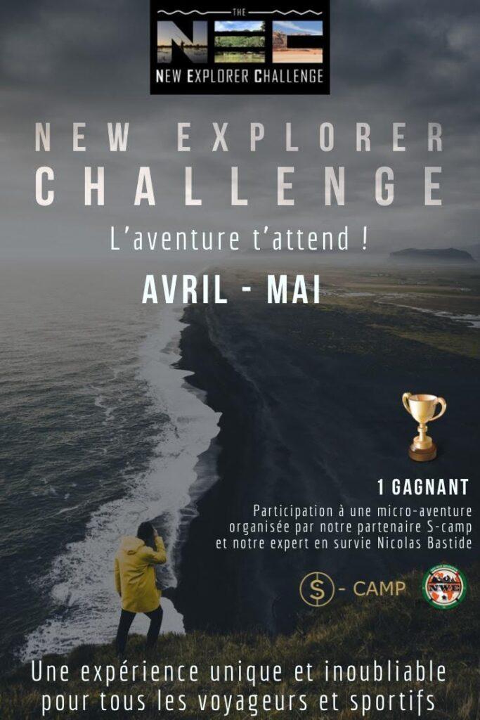 New Explorer Challenge : Lancement d'un défi qui allie dépassement de soi et tourisme éco-responsable 2