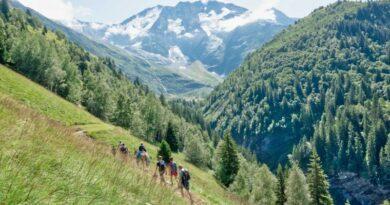 Le trek de l'été, et si c'était le Tour du Val Montjoie 2