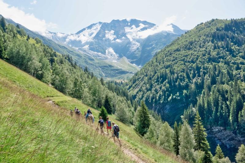 Le trek de l'été, et si c'était le Tour du Val Montjoie 1