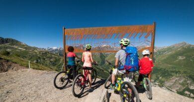 """La """"montagne"""" offre cet été des activités ludiques et sportives à tous ses visiteurs 2"""