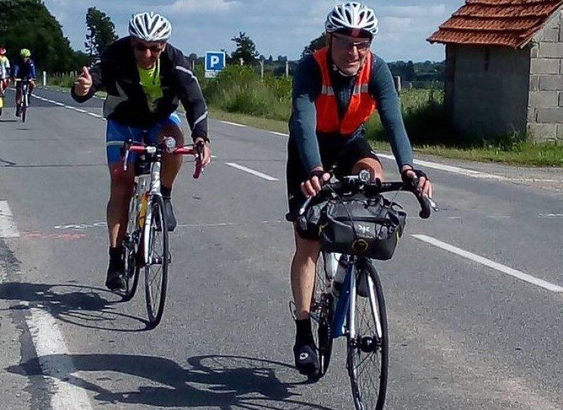 De Brest à Menton, quatre amis vont pédaler pour la bonne cause 1