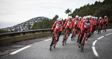 L'équipe cycliste Cofidis s'associe à la station d'Isola 2000 9