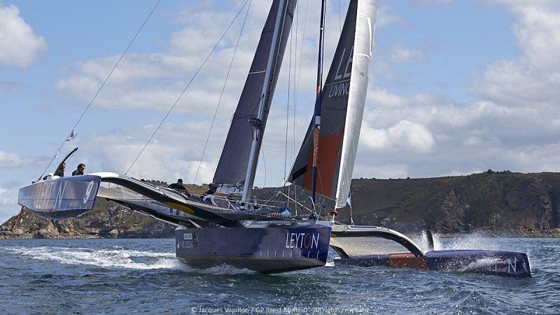 Voile : Brest se prépare à accueillir la première étape du tout nouveau circuit Pro Sailing Tour 1