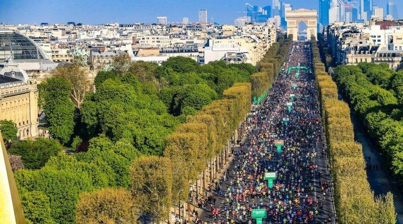 Ouverture des inscriptions pour le Schneider Electric Marathon de Paris sur fond de solidarité 1