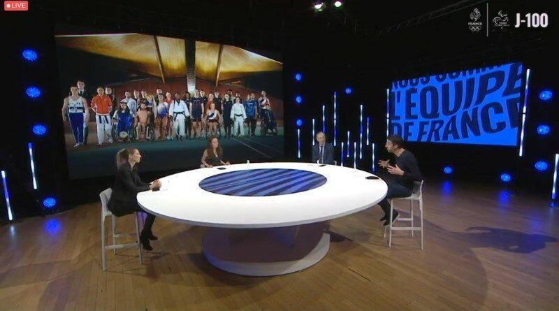 Tokyo J – 100 : les équipes de France olympique et paralympique ne font plus qu'une