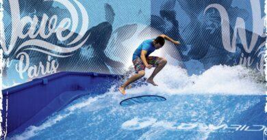 Wave in Paris, surf in Paris 2