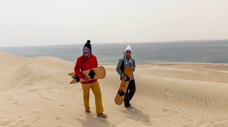 Le Qatar se propose d'accueillir les skieurs frustrés 1