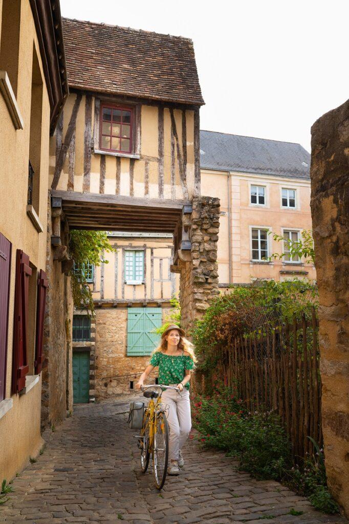 A découvrir, l'Orne, la Sarthe et le Maine-et-Loire, grâce à la Vélobuissonnière 1