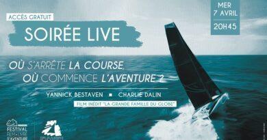 Revivez le Vendée Globe 2021 avec le vainqueur Yannick Bestaven et son dauphin, Charlie Dalin 7